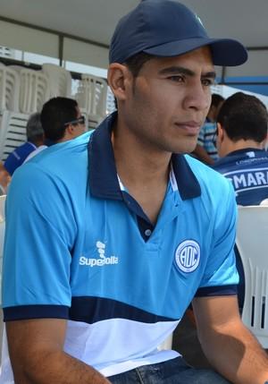 Philco explica nome diferente (Foto: João Áquila / GLOBOESPORTE.COM)