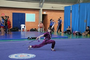 Mato-grossenses participan do Pan-americano de Kung Fu (Foto: Reprodução/Facebook)
