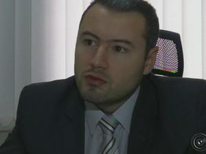 Procurador Ricardo Sampaio promete recorrer à decisão (Foto: Reprodução/ TV TEM)