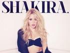 Shakira divulga no Instagram a capa de seu novo álbum