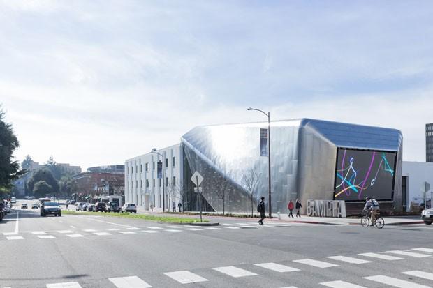 Museu para amantes da arte e do cinema (Foto: Berkeley Art Museum and Pacific )