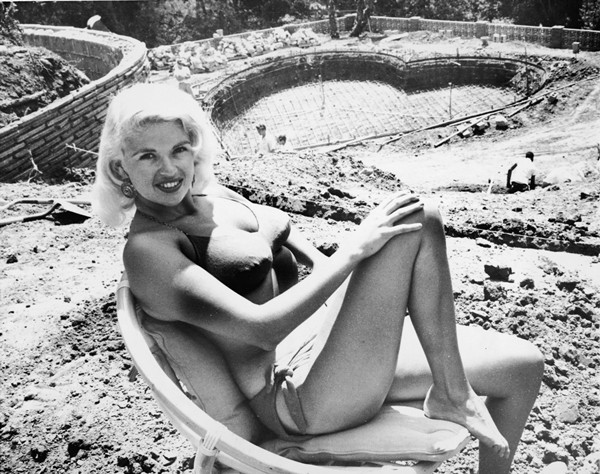 Jayne Mansfield  (Foto: Getty Images)