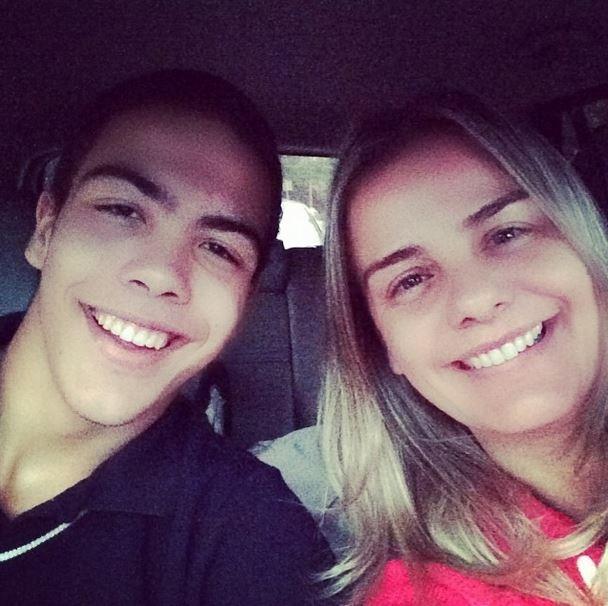 Ronald e Milene Domingues (Foto: Instagram/Reprodução)