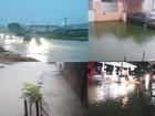 Previsão de chuva para esta quarta-feira no Grande Recife