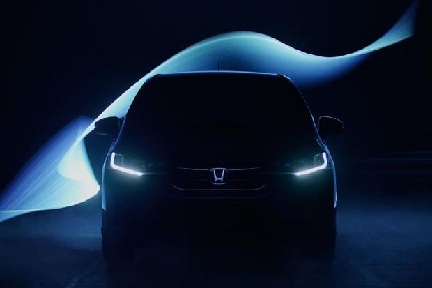 Honda Fit 2018 será lançado em setembro (Foto: Reprodução/Honda)