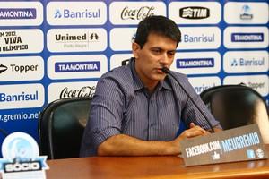 Rui costa, diretor executivo do Grêmio (Foto: Lucas Uebel/Divulgação, Grêmio)