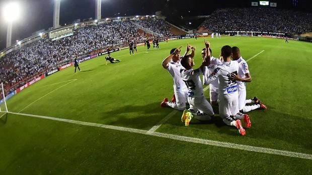 Resultado de imagem para Santos jogando 2017
