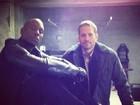 Tyrese Gibson lamenta morte de Paul Walker: 'Meu coração está doendo'