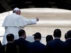 Papa: responsáveis por bombardeios em Aleppo prestarão contas a Deus
