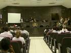 Acusado de matar namorada e enteado é julgado em Olinda