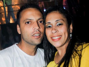 Edeson demorou 20 anos para declarar seu amor por Mônica.  (Foto: Edeson José da Silva/VC no G1)