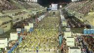Ensaios técnicos atraem grande público para a Sapucaí no fim de semana