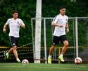 Regularizados, Elano e Patito viram opções para Dorival Júnior no Santos