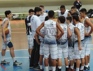 Basquete Prudente sub-16 (Foto: Valmir Custódio / GloboEsporte.com)
