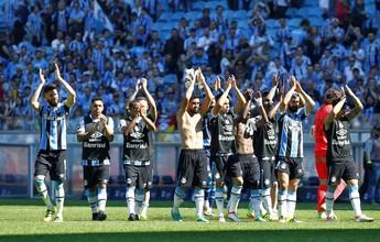 Arena terá posto para receber doações de alimentos em Grêmio x Atlético-MG