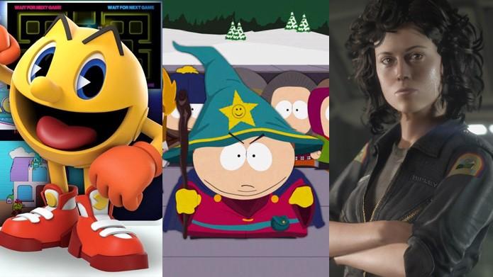 South Park, Pac-Man e Alien entre as ofertas desta semana (Foto: Reprodução)