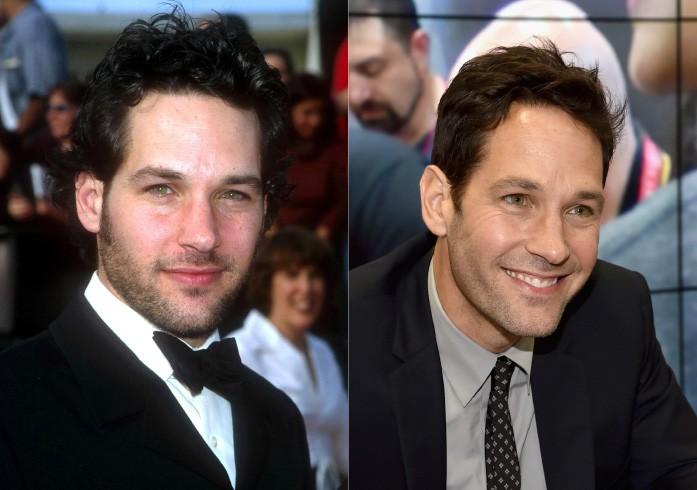 Paul tinha 31 anos durante a premiação do SAG Awards em 2000. Hoje em dia, o ator está com 45 anos. (Foto: Getty Images)