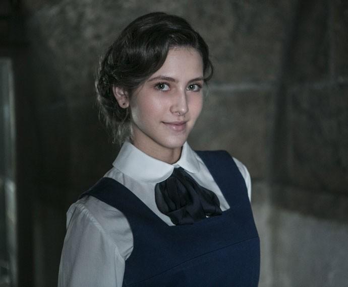 Hanna será a jovem Sofia em 'Ligações Perigosas' (Foto: Inácio Moraes/Gshow)