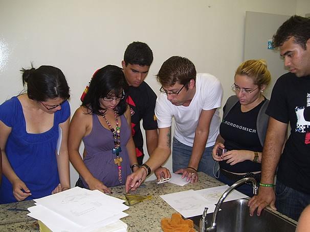 Engenharia de Pesca UFRPE (Foto: Divulgação)