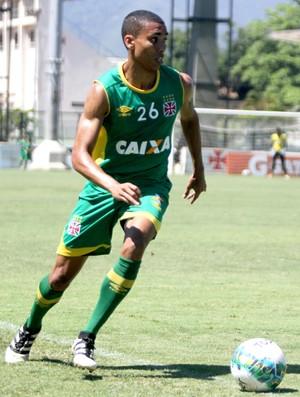 Madson Vasco (Foto: Paulo Fernandes / Vasco)