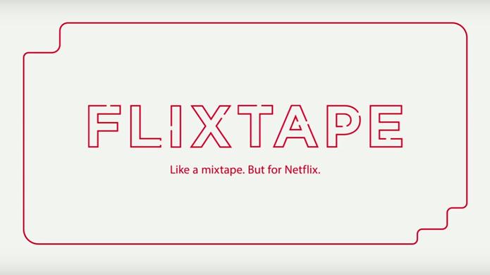 Serviço do Netflix cria playlists customizadas que podem ser compartilhadas com amigos (Foto: Reprodução/Netflix)