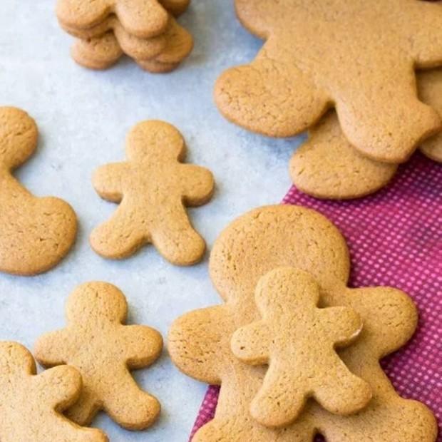 Biscoitos natalinos fit (Foto: Divulgação)