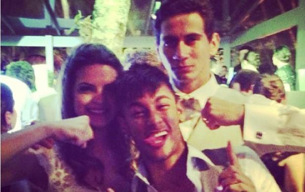 Ganso casamento Neymar (Foto: Reprodução / Instagram)