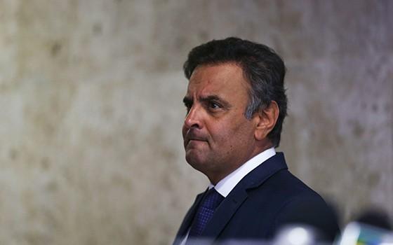 Aécio Neves, senador  (Foto: Valter Campanato/Agência Brasil)