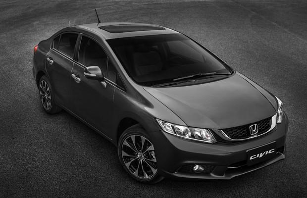 Honda Civic EXR (Foto: Divulgação)