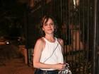 Drica Moraes sobre assumir papel de Secco em novela: 'Entusiasmada'