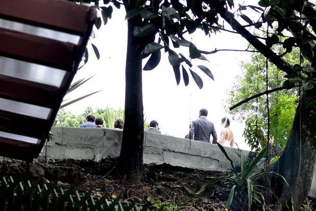 Casamento Sophie Charlotte e Daniel de Oliveira (Foto: Roberto Teixeira/EGO)