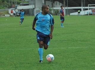 Julio Madureira Caxias Gauchão (Foto: Rafael Tomé/Divulgação Caxias)
