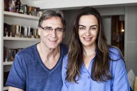 Herson Capri e Susana Garcia: juntos há quase 20 anos (Foto: Guillermo Giansanti)