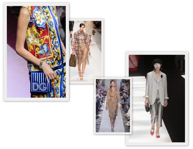 O melhor da Semana de Moda de Milão (Foto: IMaxTree)