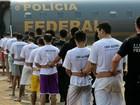 Após ataques, 12 presos do Acre são transferidos para Mossoró