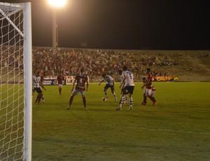 Botafogo, Campinense (Foto: Cadu Vieira / GloboEsporte.com)