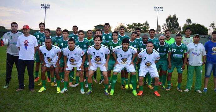 Guaraí na Segundona Tocantinense (Foto: Guaraí Notícias/ Divulgação)