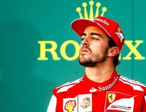 Fernando Alonso GP Austrália F1 (Foto: EFE)