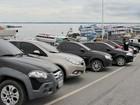 Operação recupera 19 carros roubados  (Indiara Bessa/G1 AM)