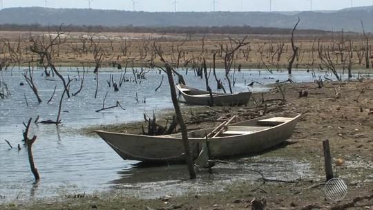 Seca leva vazão do Sobradinho ser reduzida de 830 para para 770 m³