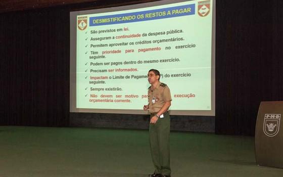 General do Exército Expedito Alves de Lima (Foto: Reprodução)