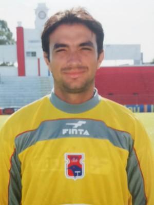 Marcos Paraná (Foto: Arquivo Pessoal)
