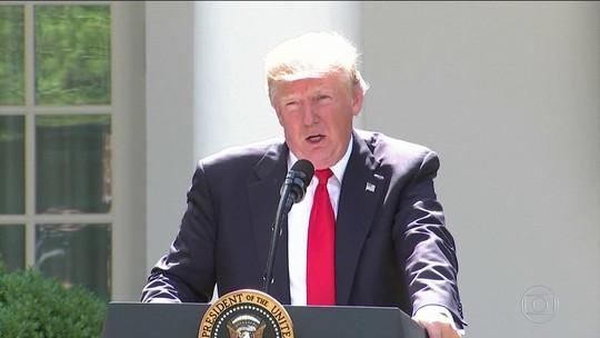 Até diretores de corporações são contra decisão de Trump sobre clima