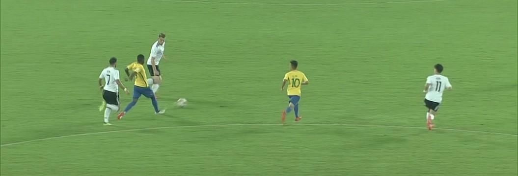4577798ade Confira os melhores momentos da vitória de virada do Brasil por 2 a 1 sobre  a Alemanha