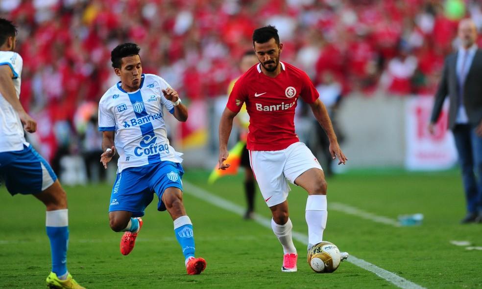 Resultado no Beira-Rio deixa decisão em aberto (Foto: Ricardo Duarte/Divulgação Inter)