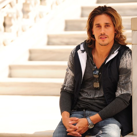 Pepeu (Ivan Mendes) de 'Salve Jorge' (Foto: TV Globo)