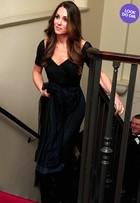 Look do dia: Kate Middleton vai a evento beneficente com longo azul