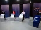 Candidatos discutem propostas para Criciúma em debate na RBS TV