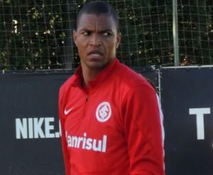 Dida goleiro Inter (Foto: Tomás Hammes / GLOBOESPORTE.COM)