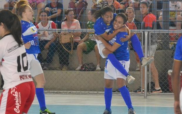 São José x Jacareí Jogos Abertos Futsal Feminino (Foto: Tião Martins/ PMSJC)